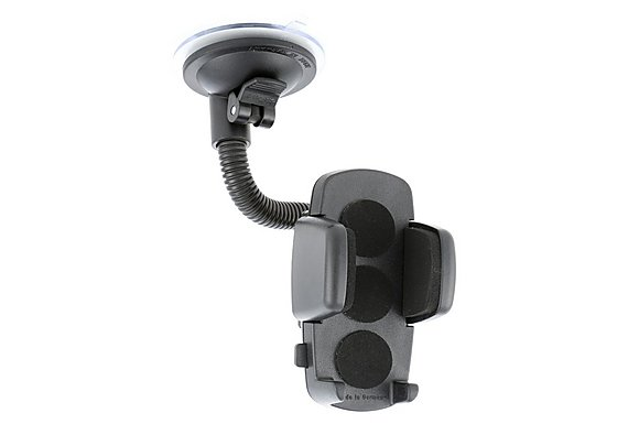 Halfords Car Phone Holder - Black 2013