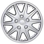 Halfords Houston 16 Inch Wheel Trims - Set of 4