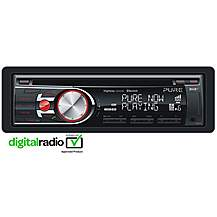 image of Refurbished Pure Highway H260DBi Digital/FM/AM Radio with Bluetooth
