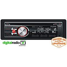 image of Pure Highway H260DBi Digital/FM/AM Radio with Bluetooth
