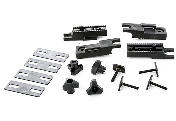 Exodus T-track Kit for roof box fitting