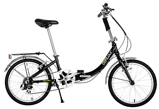 Apollo Contour Folding Bike