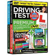 image of Driving Test Success All Tests Premium DVD 2013 Edition