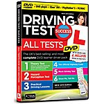 image of Driving Test Success All Tests DVD 2013 Edition