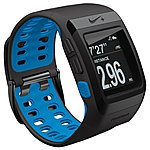 image of TomTom Nike+ Sportswatch GPS Anthracite/Blue