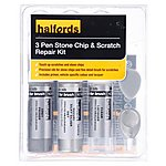 image of Halfords Suzuki Silky Silver Metallic Scratch & Chip Repair Kit