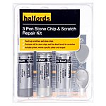 image of Halfords Volkswagen Silver Leaf Metallic Scratch & Chip Repair Kit