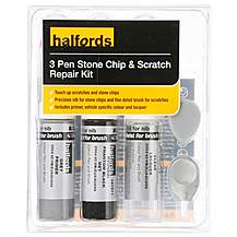 image of Halfords Hyundai Phantom Black Metallic Scratch & Chip Repair Kit