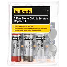 image of Halfords Volkswagen Java Metallic Scratch & Chip Repair Kit