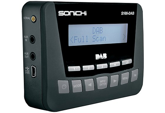 Sonichi S100 Digital Radio Adaptor