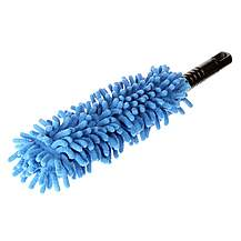 image of Halfords Microfibre Wheel Brush