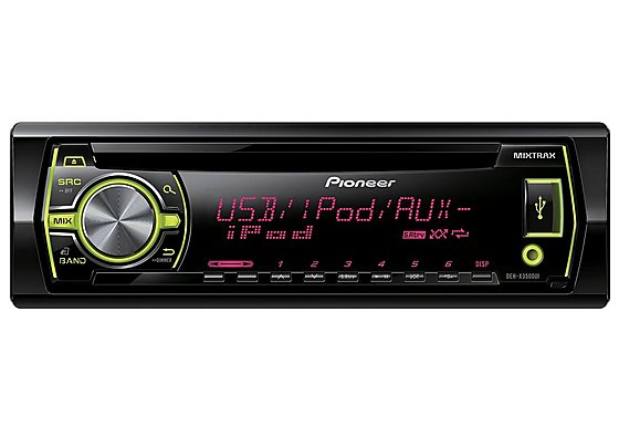 Pioneer DEH-X3500Ui Car CD Player