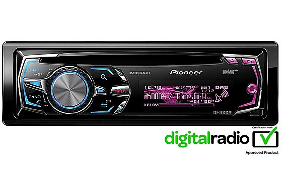 Pioneer DEH-X8500DAB Car CD Player