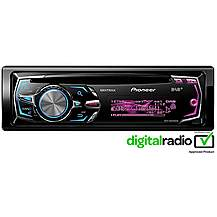 image of Pioneer DEH-X8500DAB Car CD Player