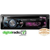 Pioneer DEH-X8500DAB Car Radio