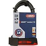 image of Abus Granit 53 D-Lock Combo Pack