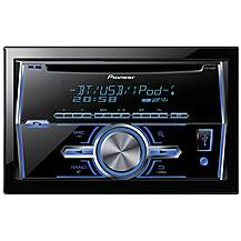 image of Pioneer FH-X700BT Double Din Car CD Player