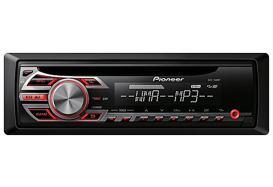 Pioneer DEH-150MP Car CD Player