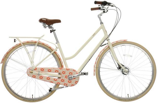 Olive and Orange by Orla Kiely Womens Classic Bike