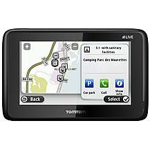 image of TomTom GO LIVE Camper & Caravan Sat Nav - UK, ROI & Europe with Lifetime Maps