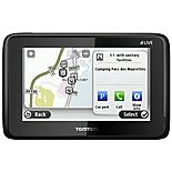 TomTom GO LIVE Camper & Caravan Sat Nav - UK, ROI & Europe with Lifetime Maps