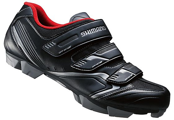Shimano XC30 Black Off-Road SPD Cycling Shoes - 44