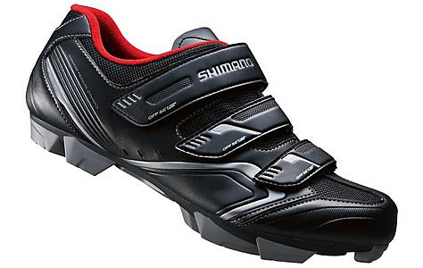 image of Shimano XC30 Black Off-Road SPD Cycling Shoes - 44