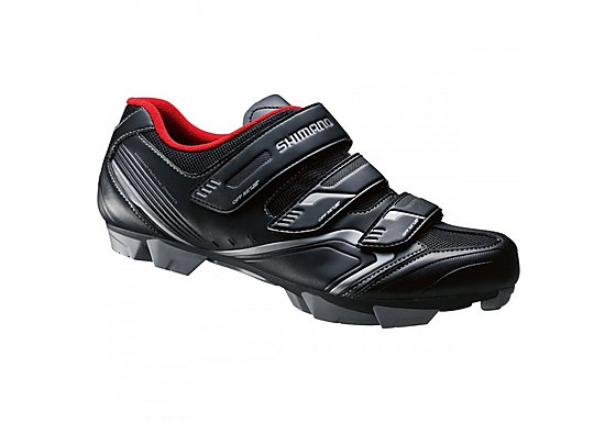 Shimano XC30 Black Off-Road SPD Cycling Shoes - 46