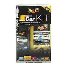 image of Meguiar's Brilliant Solutions New Car Kit