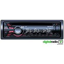 image of Sony CDX-DAB500U DAB Car CD Player