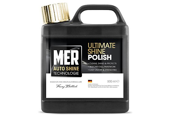 Mer Ultimate Shine Polish