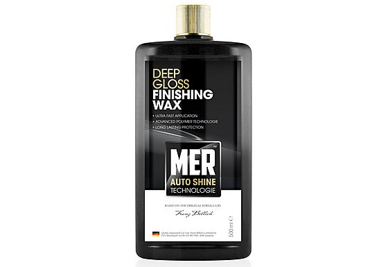 Mer Deep Gloss Finishing Wax