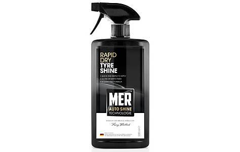 image of Mer Rapid Dry Tyre Shine 500ml