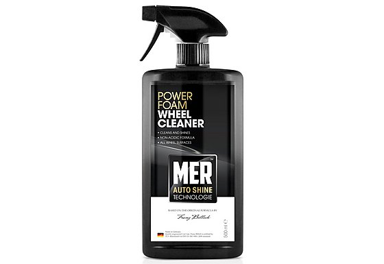 Mer Power Foam Wheel Cleaner 500ml