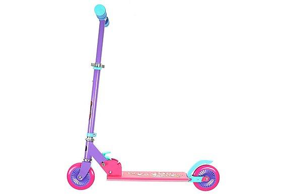 Ozbozz Nebulus VaVa Voom Scooter Pink & Purple
