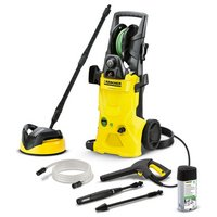 halfords karcher k4 premium eco home pressure washer customer ratings reviews top best. Black Bedroom Furniture Sets. Home Design Ideas