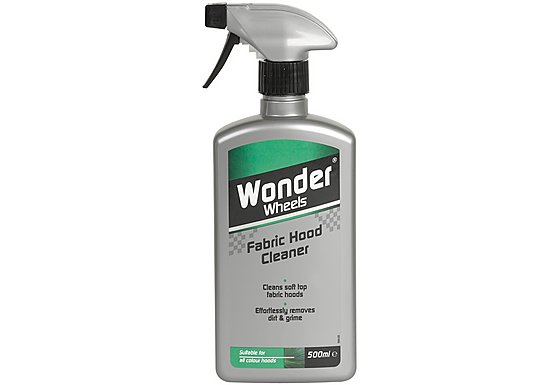 Wonder Wheels Fabric Hood Cleaner 500ml