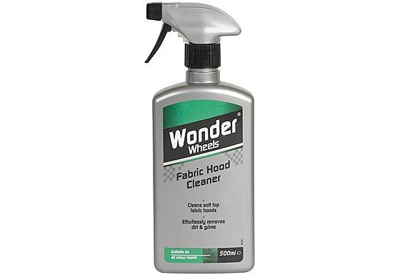 Wonder Wheels Fabric Hood Cleaner 500ml