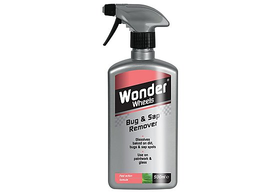 Wonder Wheels Bug & Sap Remover 500ml
