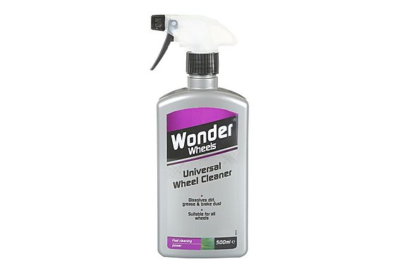 Wonder Wheels Universal Wheel Cleaner 500ml