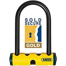 image of Abus U-Mini 401 D-Lock - 14cm