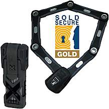 image of Abus Bordo Granit X-Plus Folding Lock - 85cm
