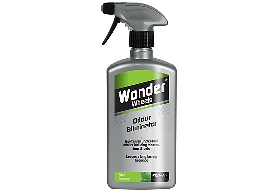 Wonder Wheels Odour Eliminator 500ml