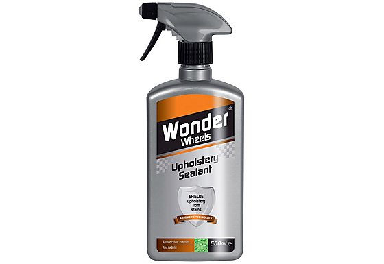 Wonder Wheels Upholstery Sealant 500ml