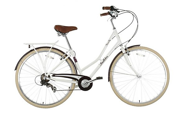 Pendleton Somerby Limited Edition Hybrid Bike White - 17