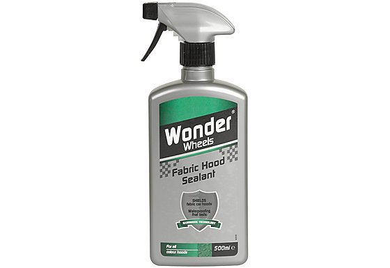 Wonder Wheels Fabric Hood Sealant 500ml