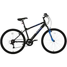 Apollo Phaze Mens Mountain Bike - Black - 14