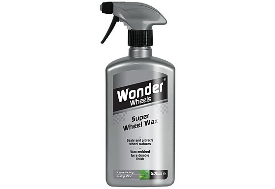 Wonder Wheels Super Wheel Wax 500ml