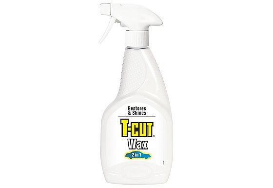 T-Cut Wax Trigger Spray 500ml