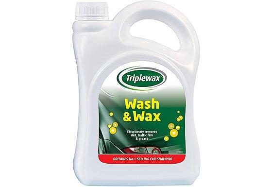 CarPlan Triplewax Shampoo 2L